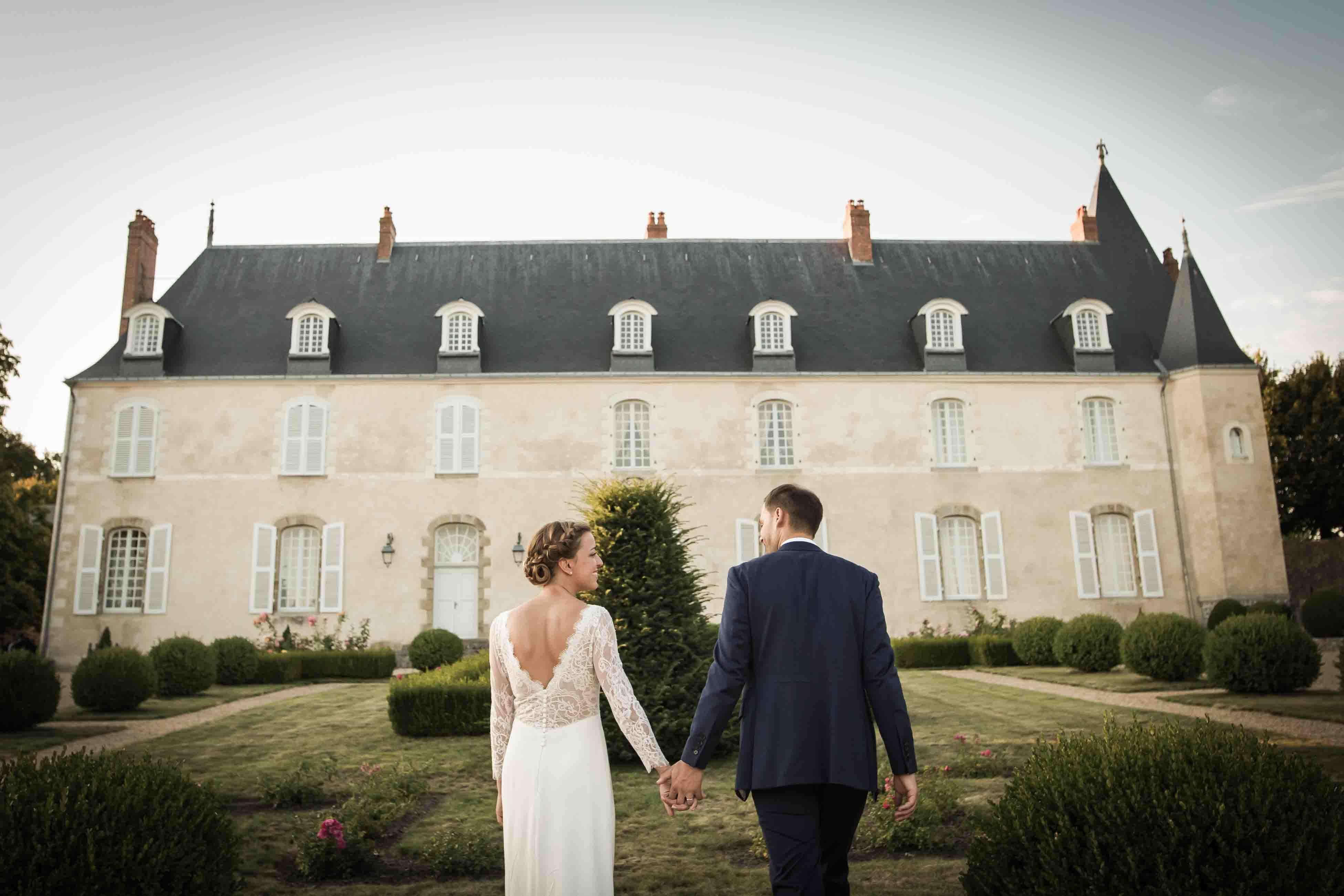 Mathilde & Benjamin